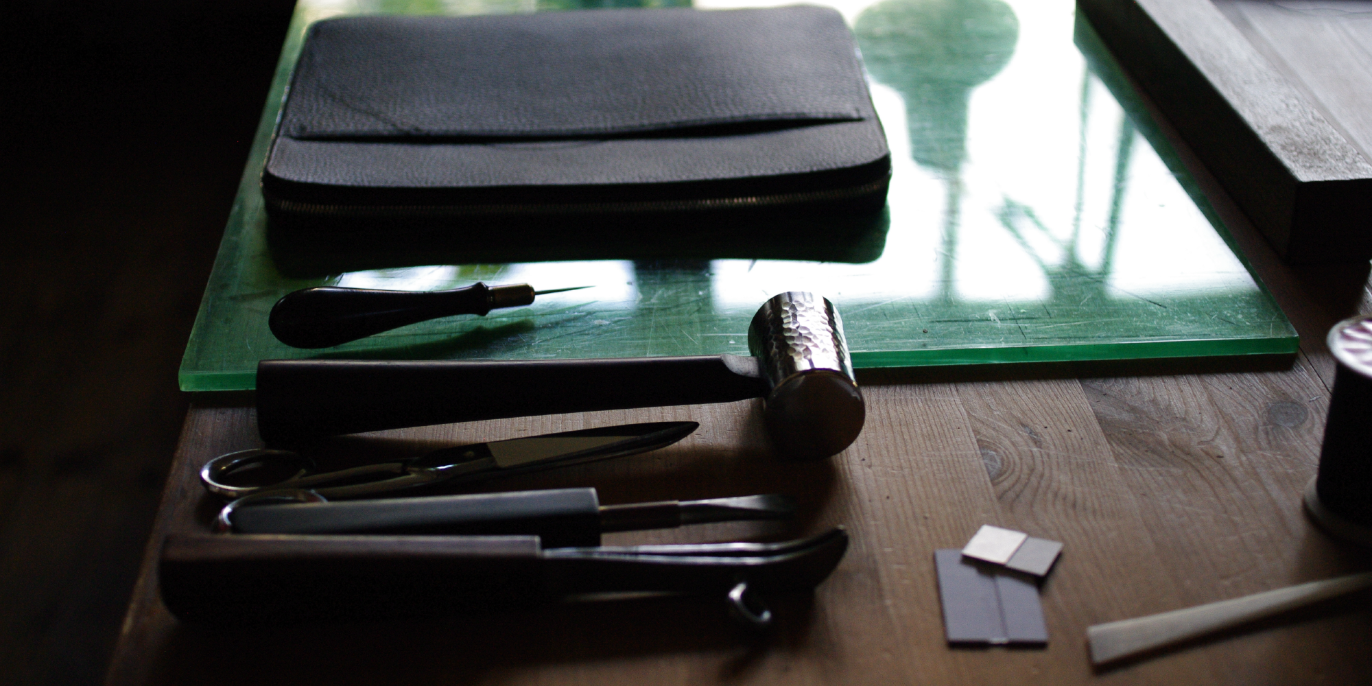 岡田手縫い鞄